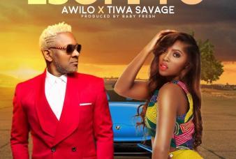 Awilo Longomba – Esopi Yo  ft. Tiwa Savage