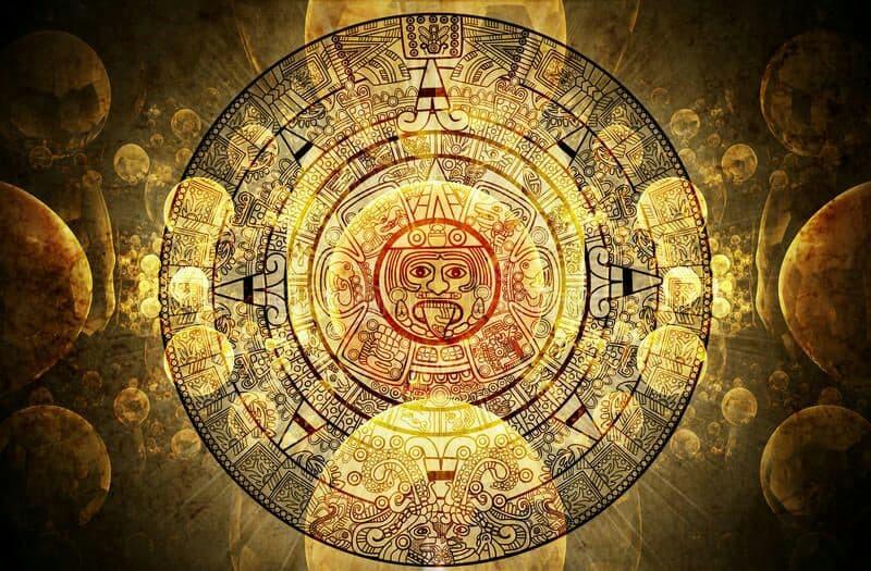 Maya naptár követés. *Ritmus és Rend a mindennapokban.