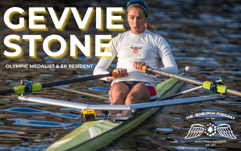 #031: Head Of The Charles – Olympic Medalist Gevvie Stone