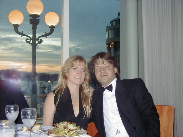 Kristy and Chris D