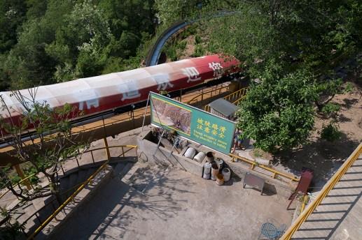 Grande Muraille de Chine, Mutianyu, Chine