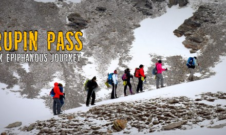 Rupin Pass – an epiphanous journey