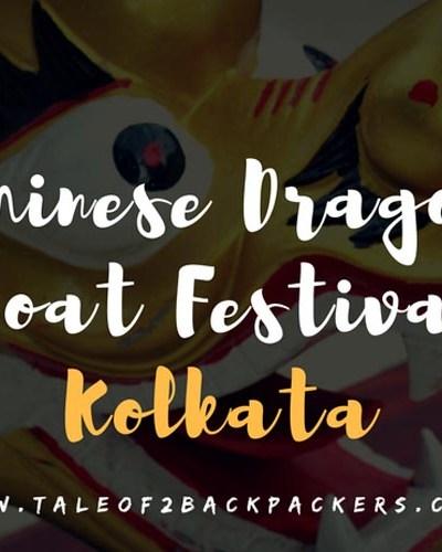 Chinese Dragon Boat Festival – Kolkata