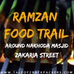 Ramzan Food Trail at Zakaria Street, Kolkata