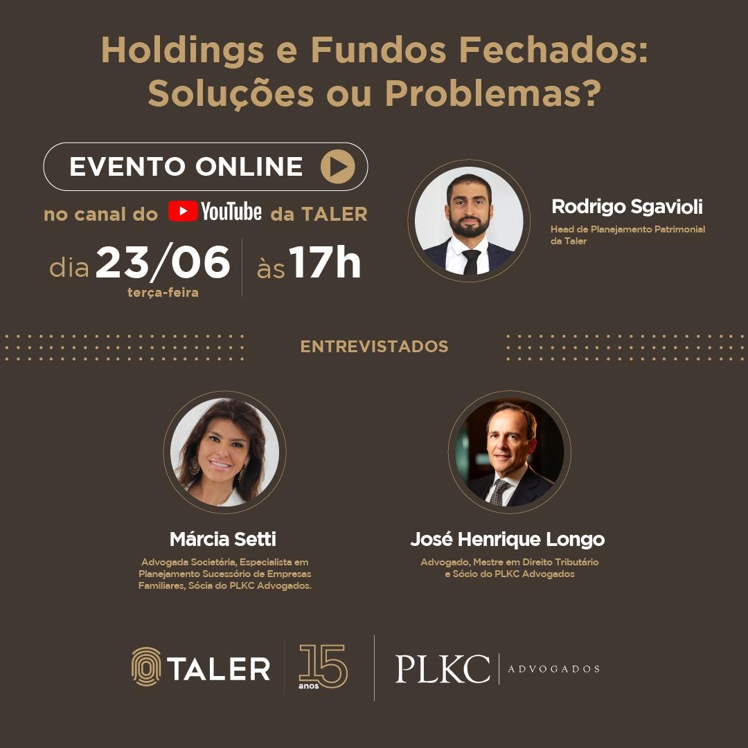 Holdings e Fundos Fechados: Soluções ou Problemas?