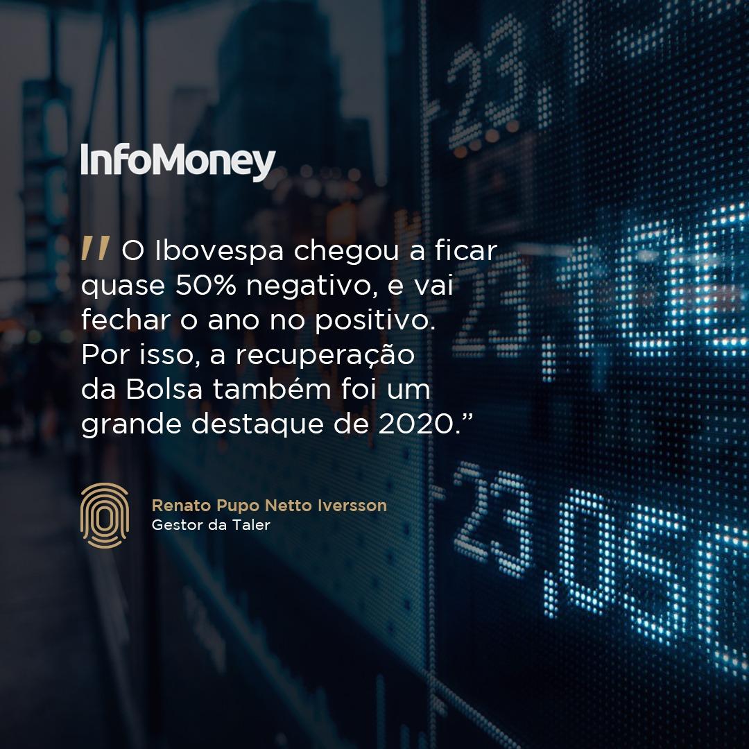 Retrospectiva 2020: confira quais foram as melhores aplicações financeiras do brasileiro neste ano atípico