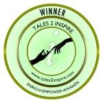 Tales2Inspire Winner