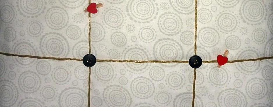 DIY - Memoboard, www.talesandmemories.de