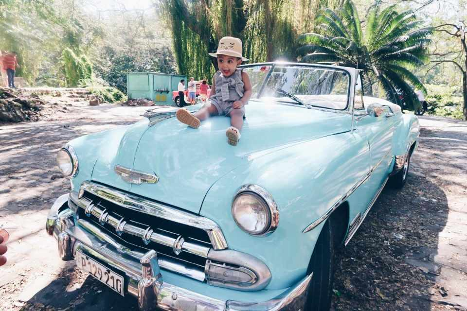 Cuba travel with kids!