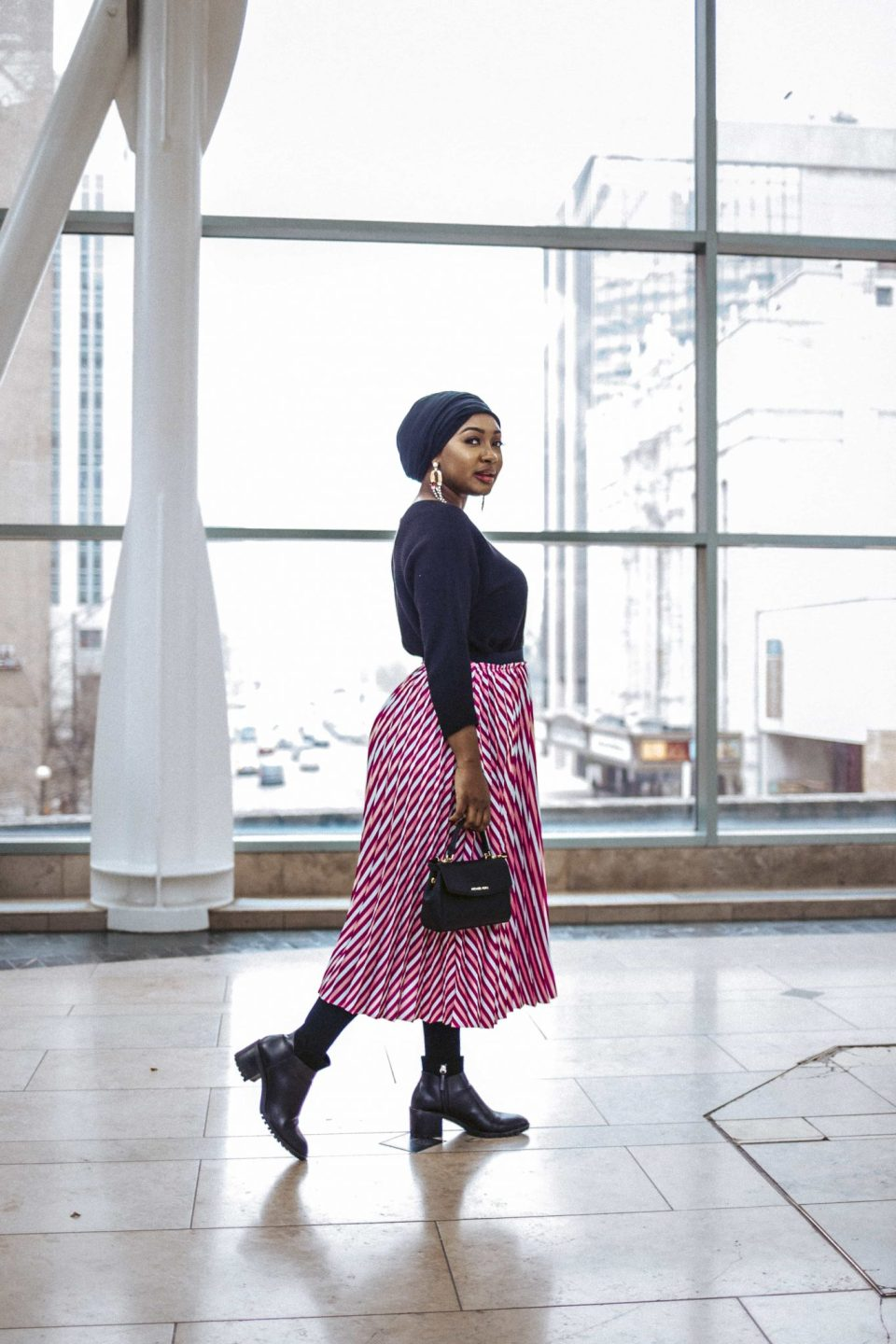 Mommy Daughter Outfits by popular Indianapolis modest fashion blogger Tales & Turbans