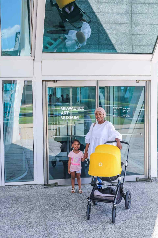 Milwaukee travel with kids