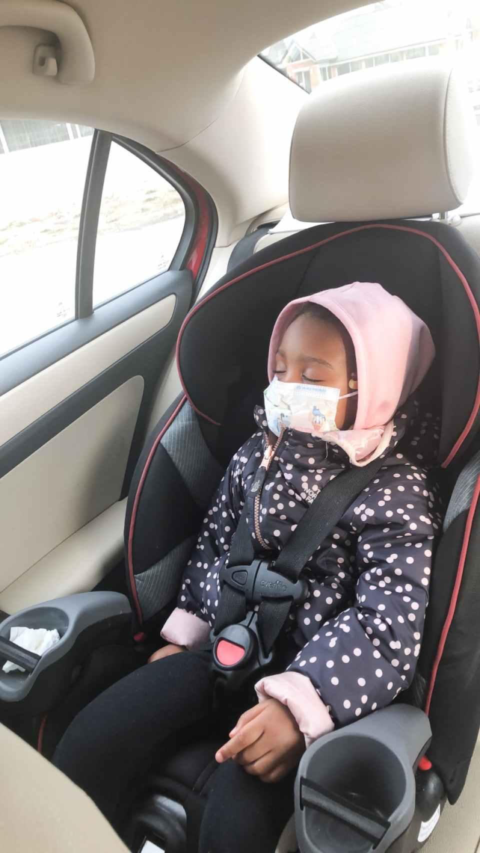 sick kids with flu
