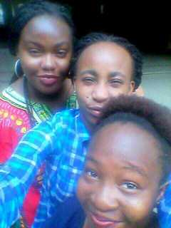 After class selfie.