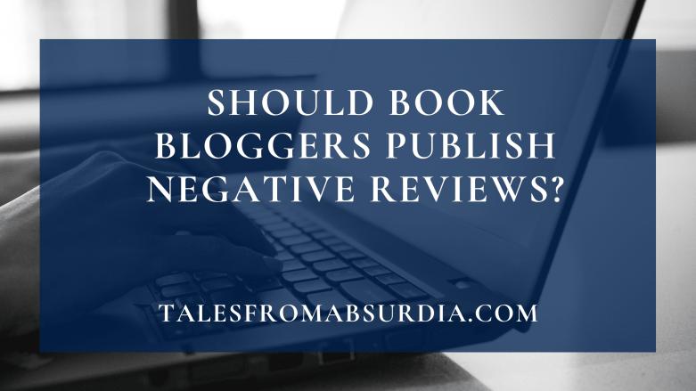 Bloggers Publish a Negative Review Blog Header