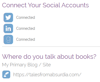 Simple Guide to Netgalley Social