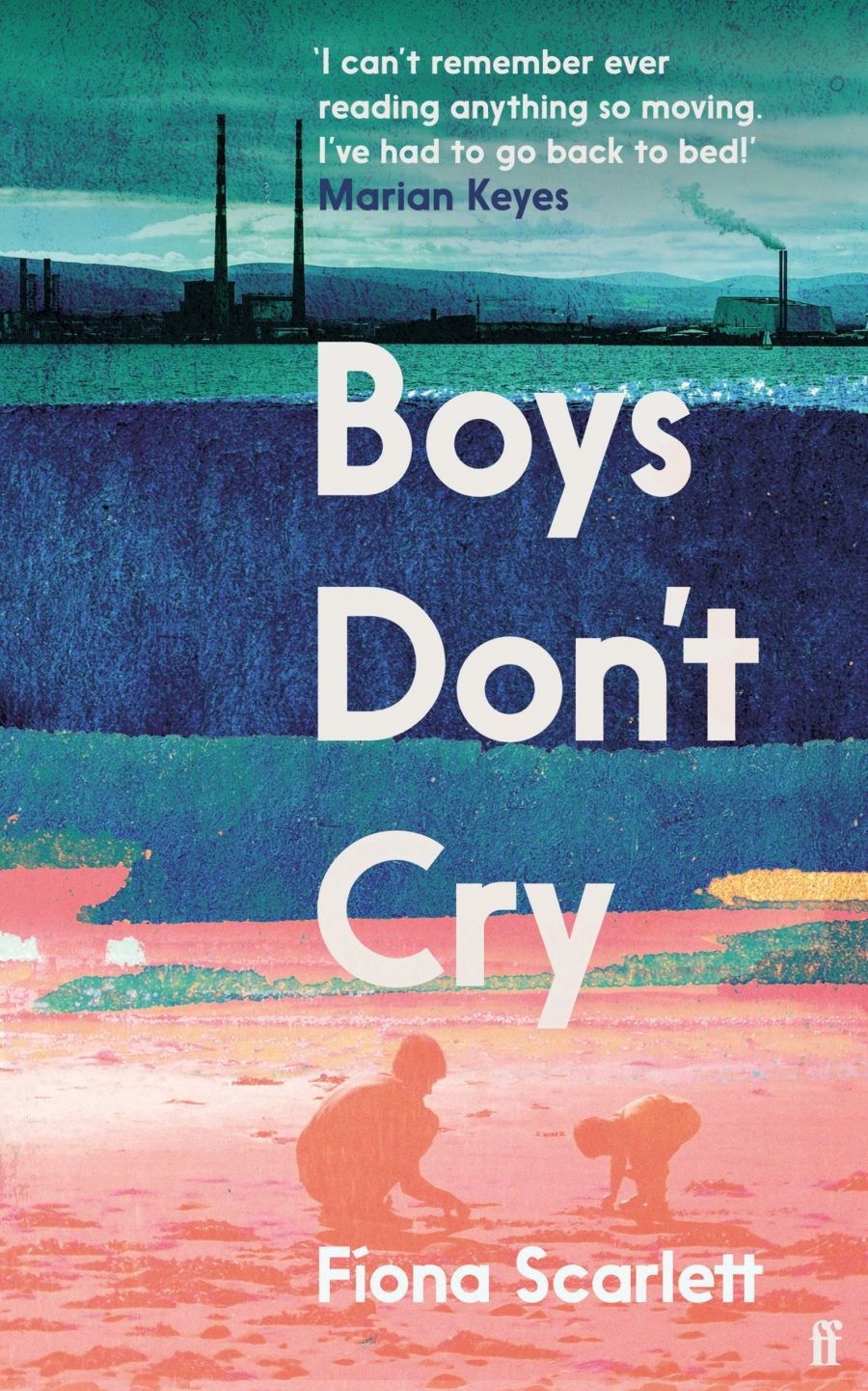 Boys Don't Cry Book Cover