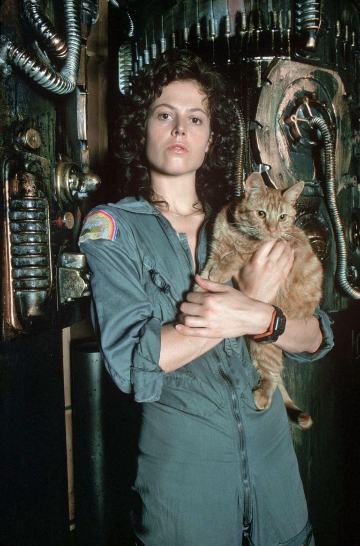 Ripley & Jonesy Alien Out of the Shadows