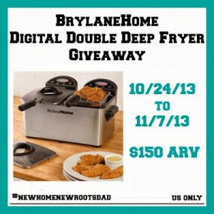 brylane home fryer