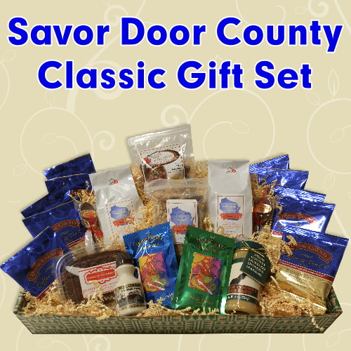 Savor Door County Classic Gift Set
