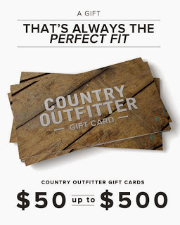 country outfitter gc