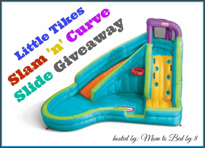 Slam 'n' Curve Slide Giveaway