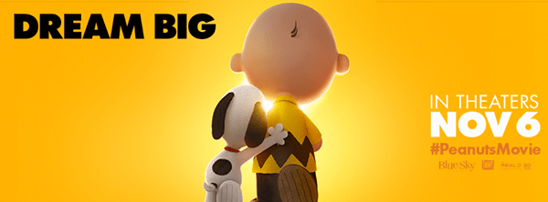 Peanuts-Banner