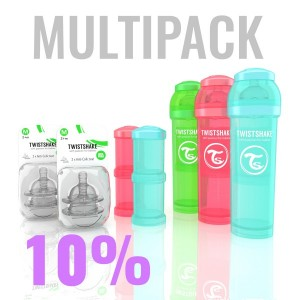 multi pack bottles