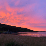 Wild camping in the Outer Hebrides