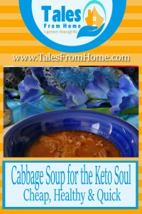 Cabbage soup for the keto soul