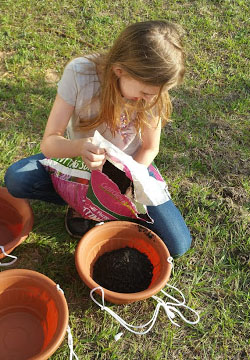 Earth day activities for families