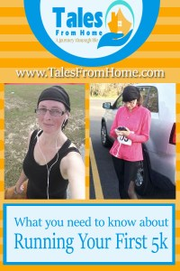 What you need to know about running your first 5k