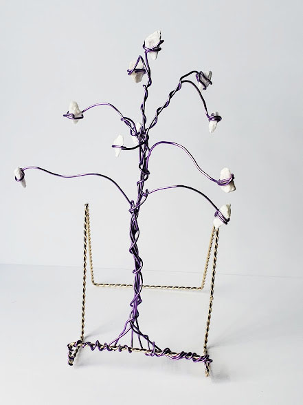 Jewelry Tree frame picture two