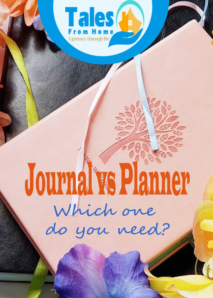 journal vs planner, which one is best for you?