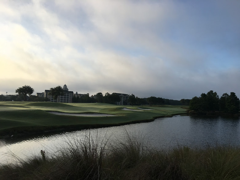review of the renaissance resort at world golf village - Golf Course