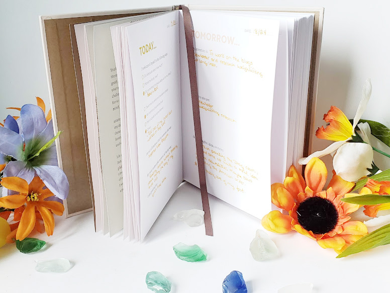 calm the chaos journal for busy families