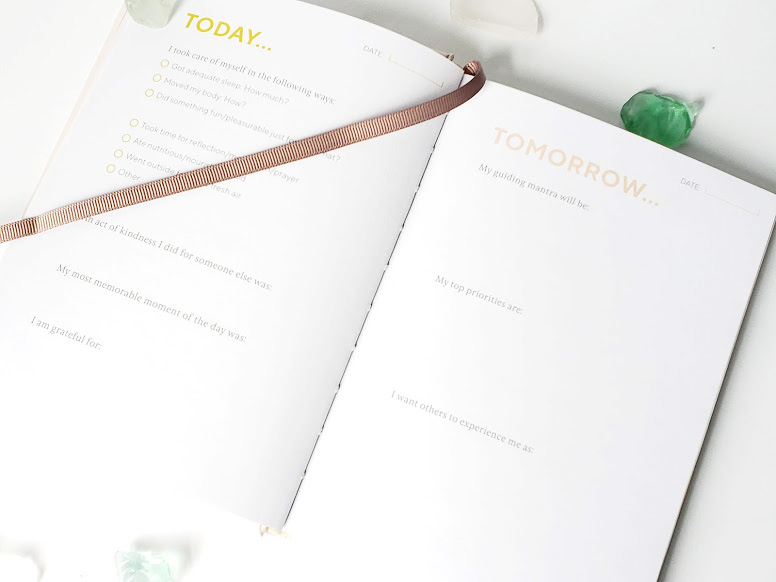 calm the chaos journal a solution for journaling for busy families