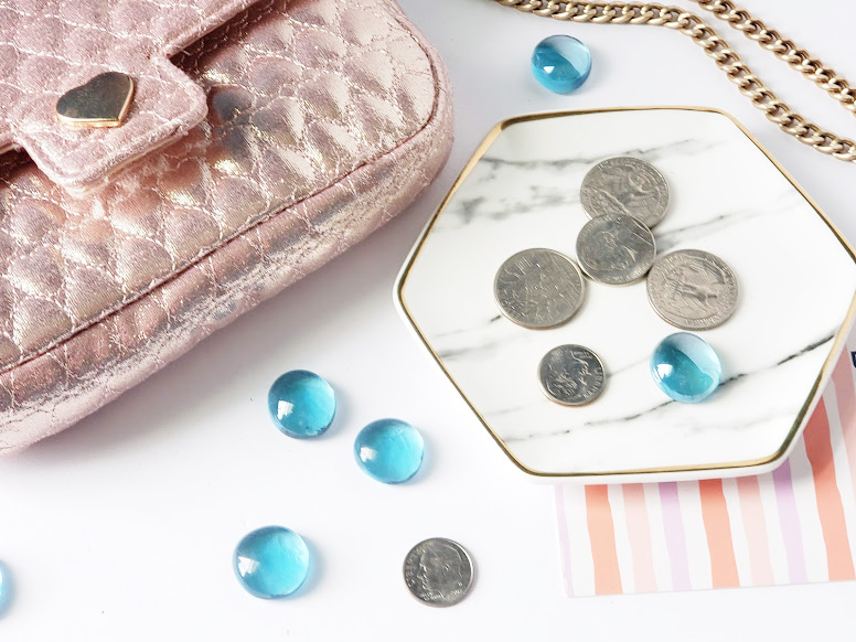 Credit Card Myths you need to know about , purse, coins and gemstones