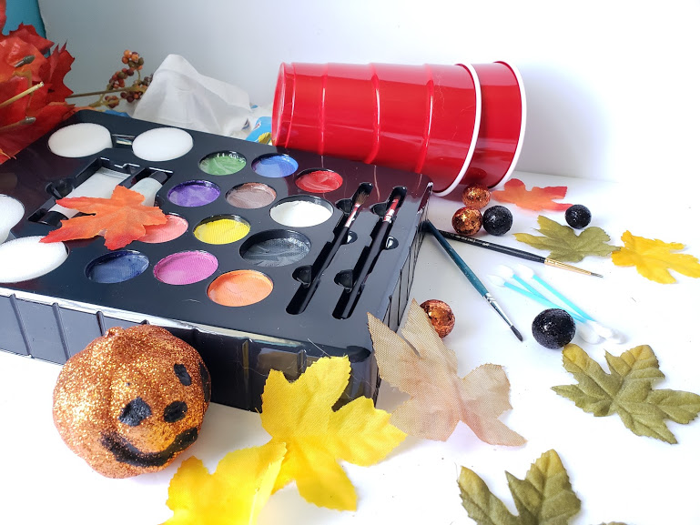 face painting tips materials needed