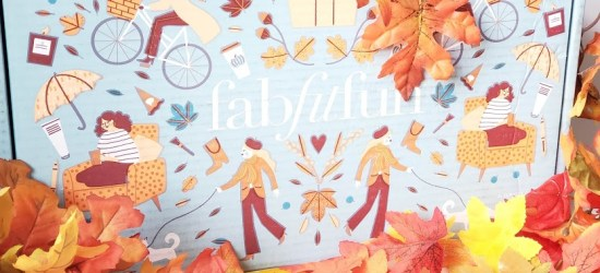 fabfitfun fall box packaging