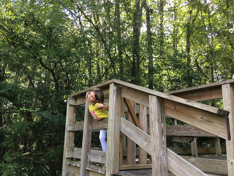 getting your kids outside try hiking
