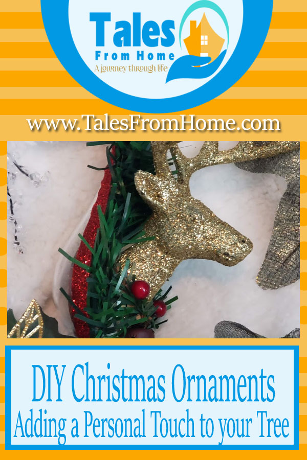 Diy Christmas Ornament, Adding a personal touch to your tree! #christmas #ChristmasDIY #Christmascraft #ChristmasOrnament #Christmasdecor #DIYchristmasdecor #holidaydecor