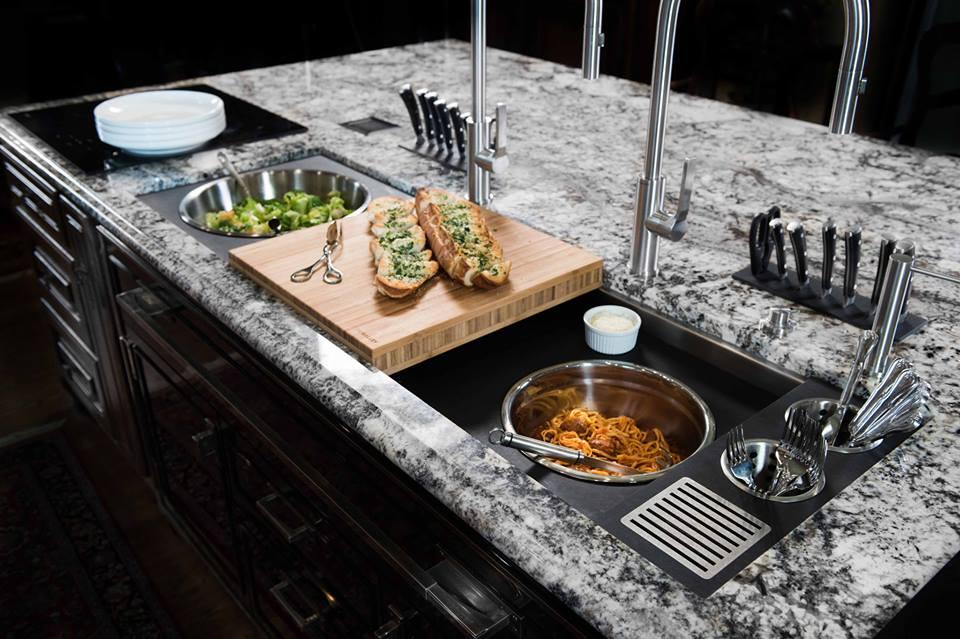 Guy Gunter Home kitchens
