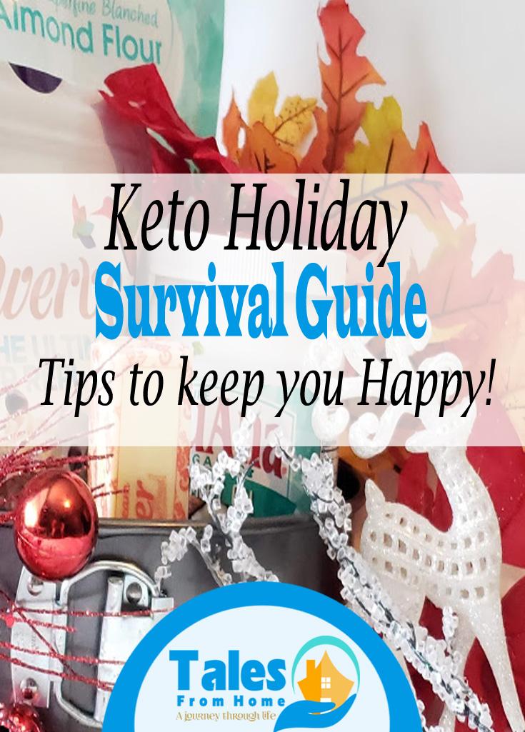 Keto Holiday Survival Guide, Tips to keep you Happy! #keto #ketogenic #ketodiet #ketolife #ketowoe #lchf #lowcarb
