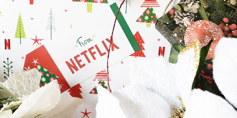 Getting into the Christmas Spirit with Netflix