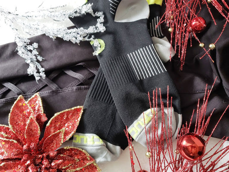 gifts for runners - running clothes and socks