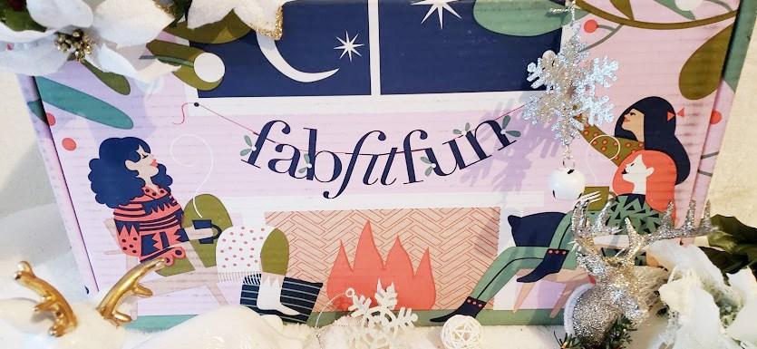 FabFitFun Winter Box review