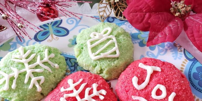 Keto Jello Cookies