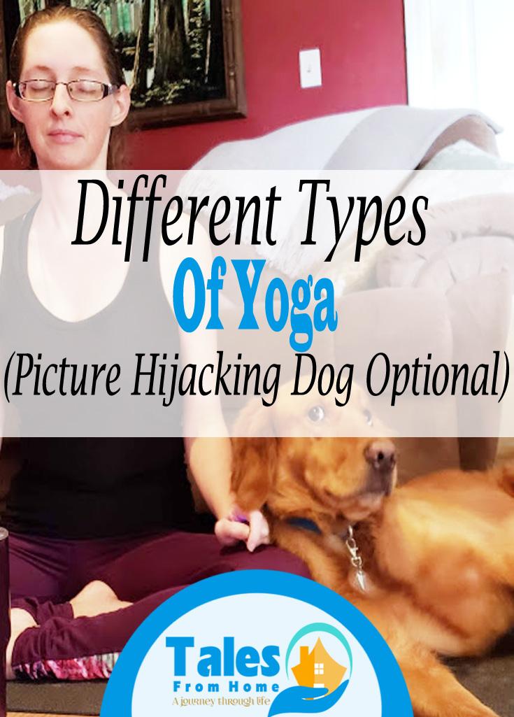 Different types of Yoga! #yoga #startingyoga #beginnersyoga #fitness #exercise $fitnessgoals #fitnessjourney
