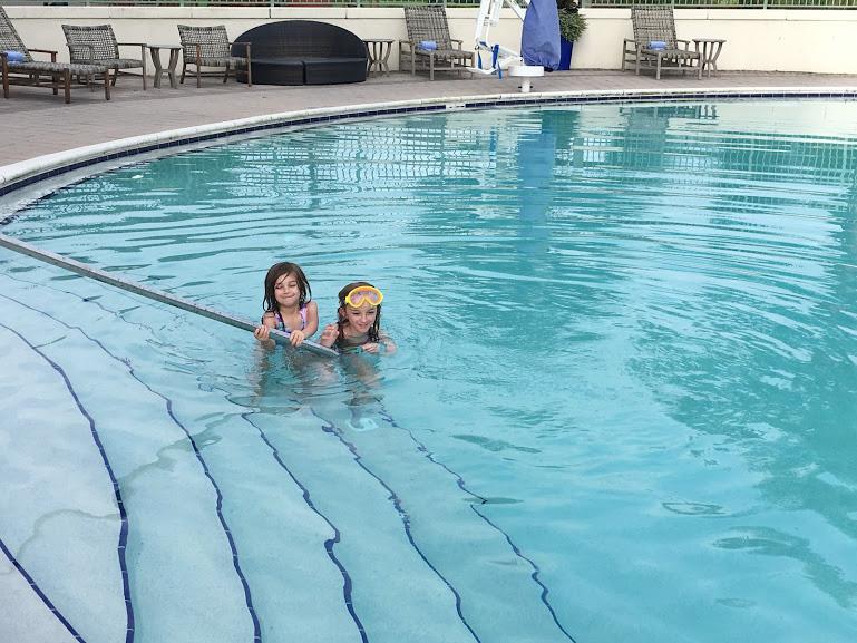 cross training for runners swimming