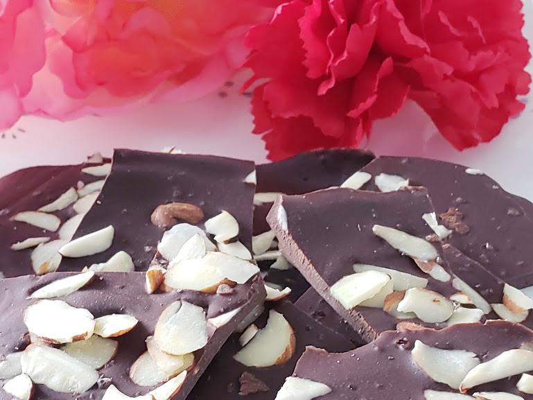 Keto Chocolate Bark